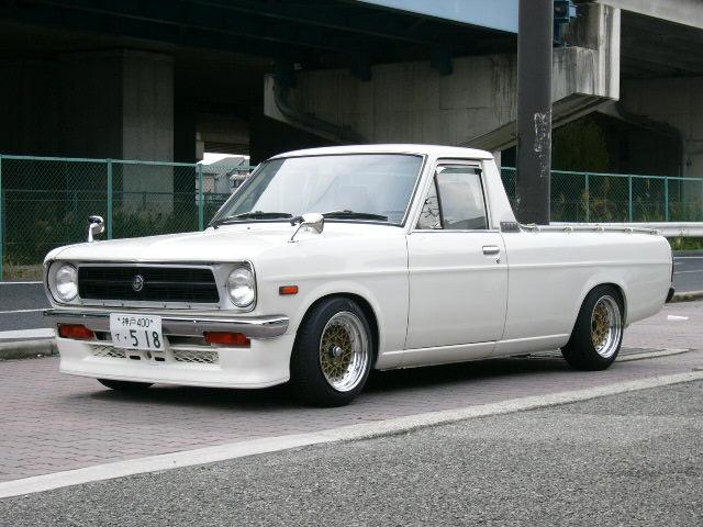 Sunny truck f