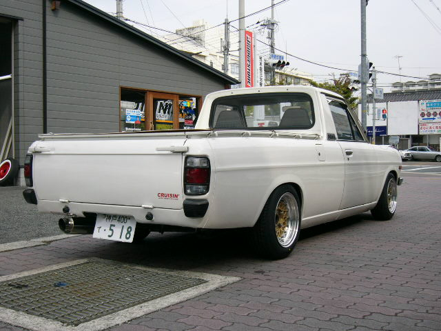 Sunny truck