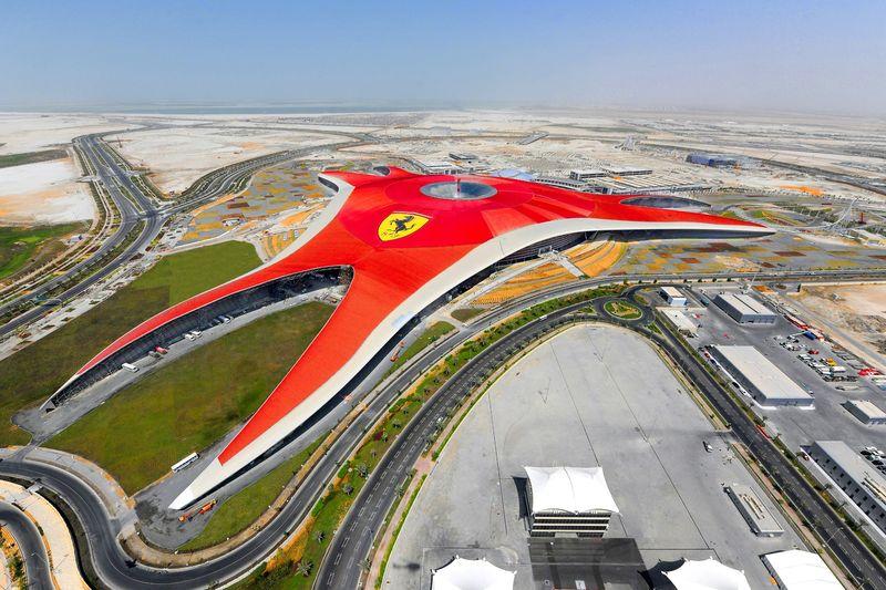 Ferrari World Abu Dhabi_September 2010 mid res