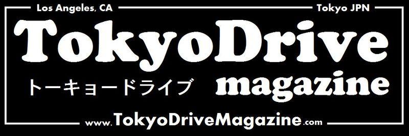 Tokyo drive sticker la jp